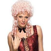 Sweet marie wig pink