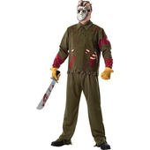 Deluxe Jason Voorhees Costume