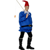 Fat Gnome Costume
