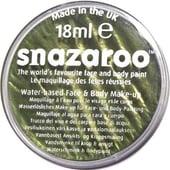 Face & Body Paint Snazaroo - Green
