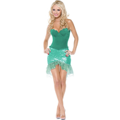 fever mermaid costume