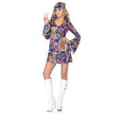 Ladies Groovy costume