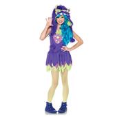 Girls Teen Monster Costume