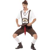 Bavarian Man Costume