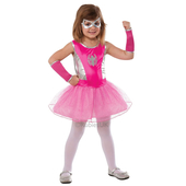 pink spidergirl costume