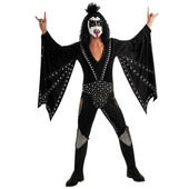Kiss - Deluxe The Demon Costume