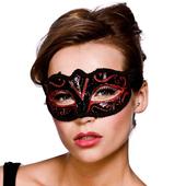 Silver Verona Eyemask