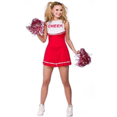 High School Cheerleader