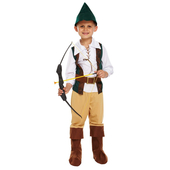 Kids Hunter Costume