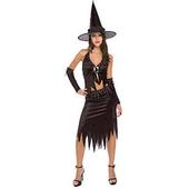 midnight witch costume