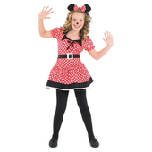 Little Miss Mouse Costume