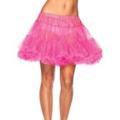 Neon Pink Deluxe Petticoat