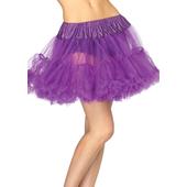 Purple Deluxe Petticoat