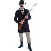 The gunslinger costume