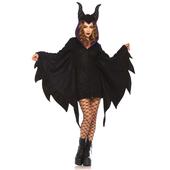 Cozy Villain Maleficent costume