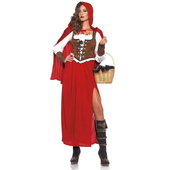 Woodland Red Riding Hood Costume