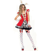 Tick Tock White Rabbit Costume