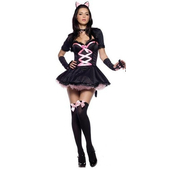 Purrfectly Pretty Kitty Costume