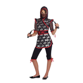 Sassy Ninja Costume