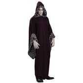 skull robe