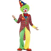 tween Clown Cstume