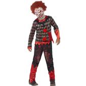 Zombie Clown Costume