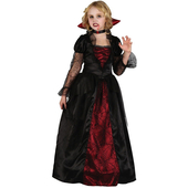 Vampire Princess Costume - Tween