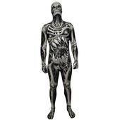 Skull And Bones Morphsuit - Tween