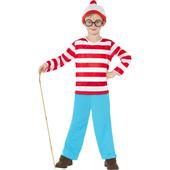 Tween Where's Wally Costume