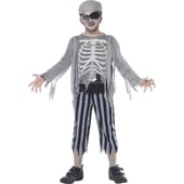Ghost Ship Boy Costume