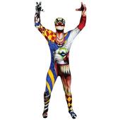 Clown Morphsuit - Tween
