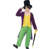 Willy Wonka Tween Costume