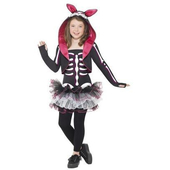 Girl Skelly Bunny Tween