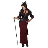Lady of the manor costume
