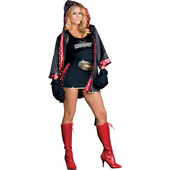 Total Knock Out Ladies Costume