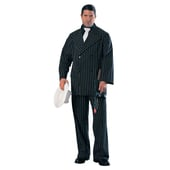 Gangster Fancy Dress Costume