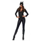 Captivating Crime Fighter Costume