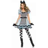 Hypnotic Miss Alice Costume