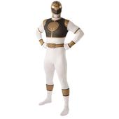 Power Rangers white Full Jumpsuit