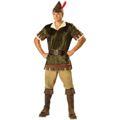 Dramatic Robin Hood Costume