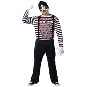 Maniacal mime