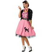 50s bad girl costume