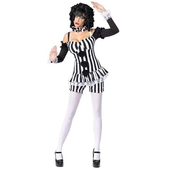 Moulin Rouge Mime Costume