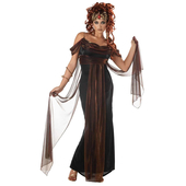 Medus Mythical siren costume