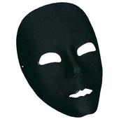 White Plastic Robot Mask