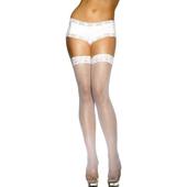 Fishnet hold up stockings