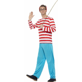 Adults Official Where's Wally Costume