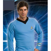 Classic Star Trek Top - Spock