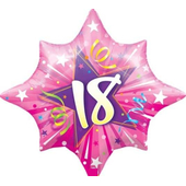 18th Shining Star Balloon