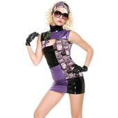Miss Groove Costume